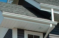 rain gutters by vallue added roofing